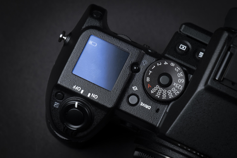 FUJIFILM GFX 50S REVIEW screen lcd dial body