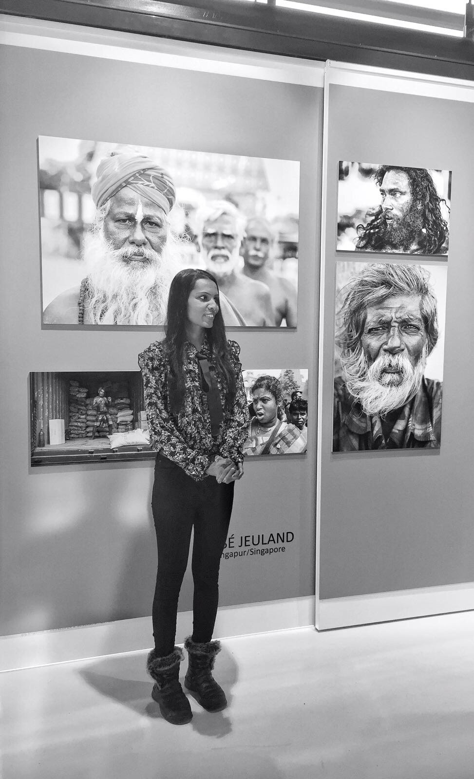 FUJIFILM World X-Photographers Czech republic Prague photography exhibition shanthi jeuland
