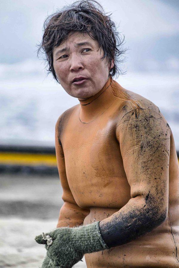 Haenyeo South Korea Jeju Island Women Divers