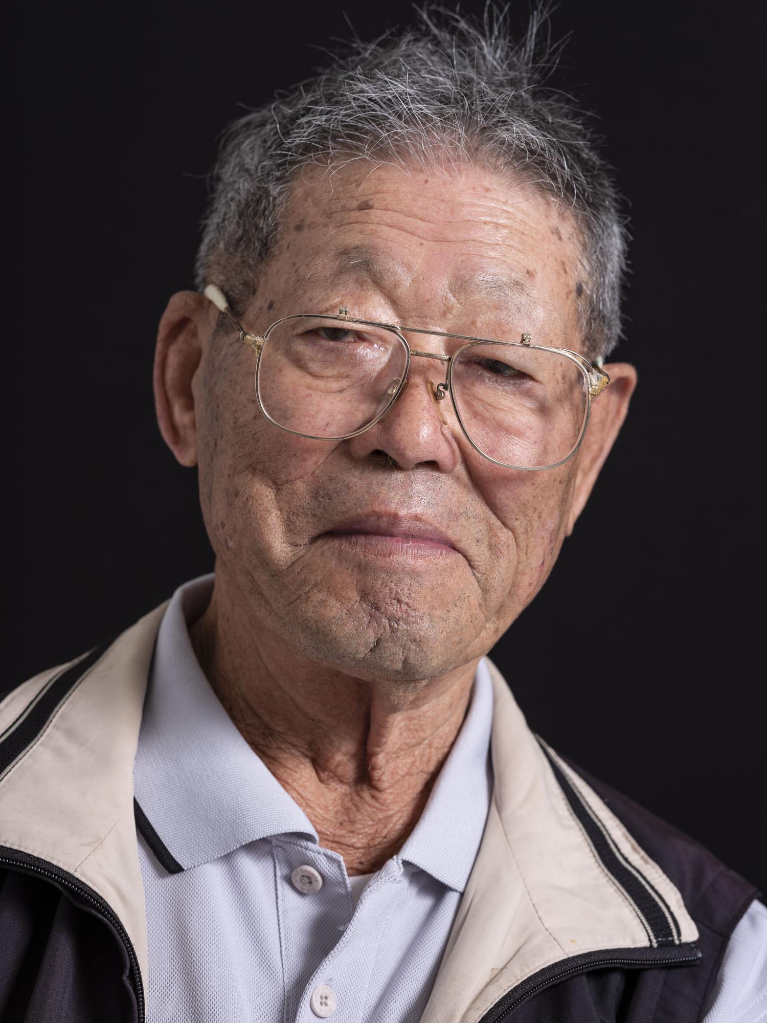 okinawa longevity centenarian people japan portrait photography project