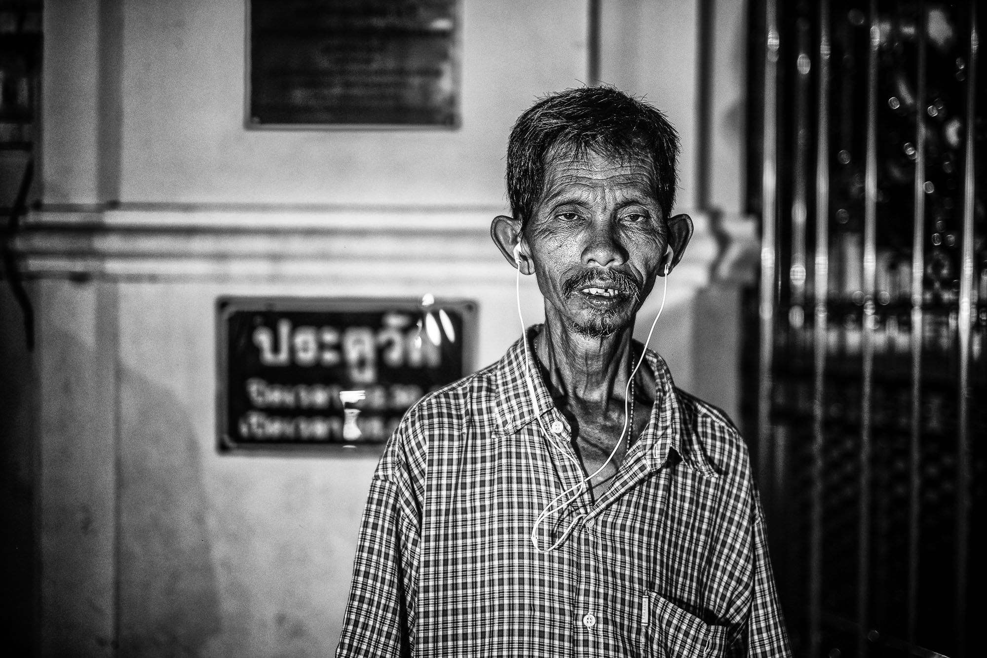 CHIANG MAI thailand asia street photography portrait market man
