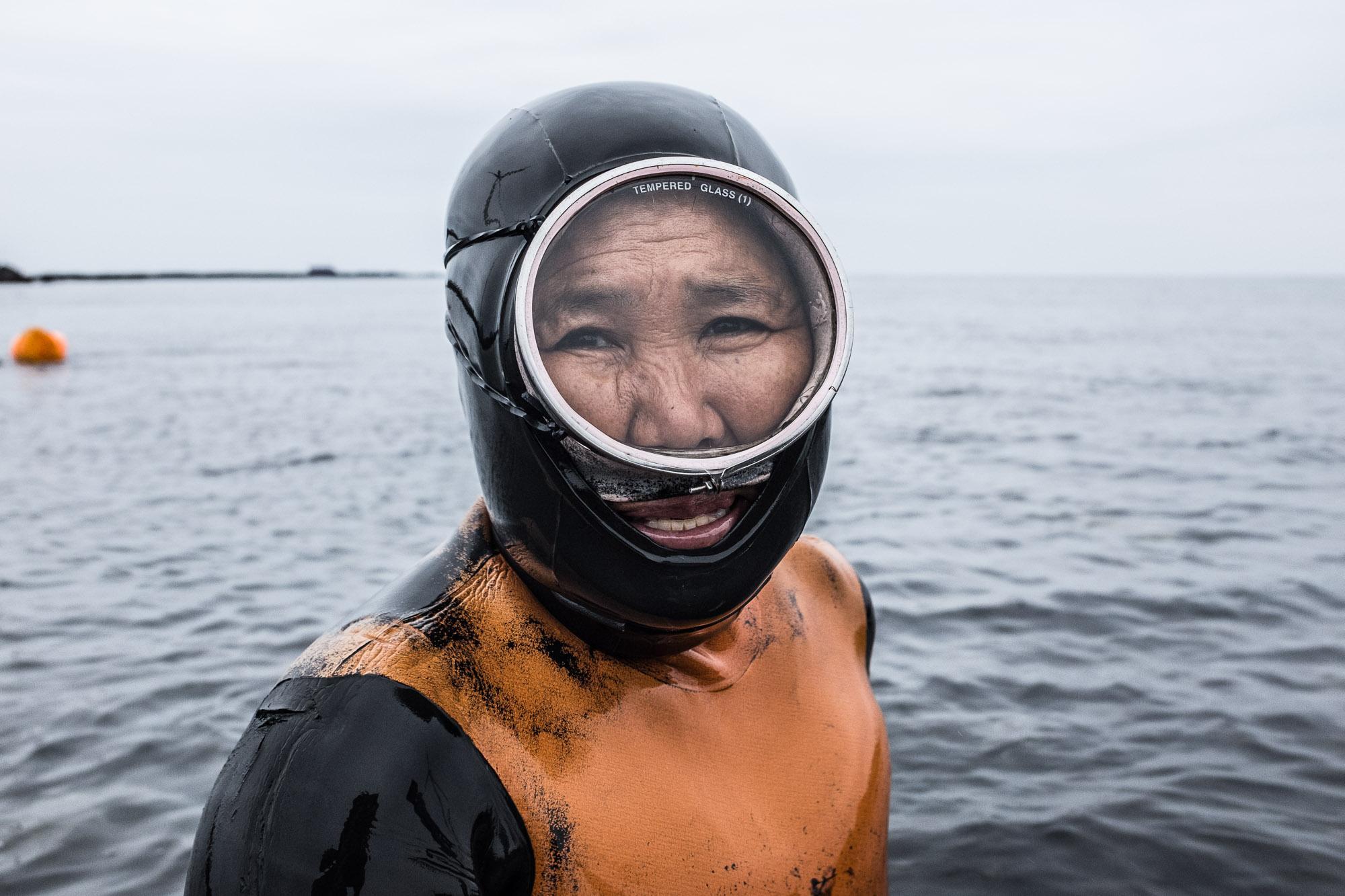 documentary photographer sinagpore Haenyeo Jeju island photography korea Jose Jeuland