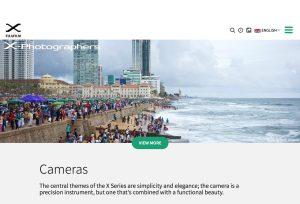 Fujifilm X photographer Jose Jeuland Landscape Colombo Sri lanka