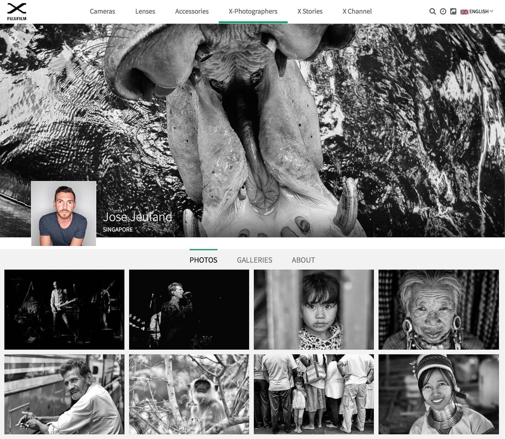 Fujifilm x photographer joe jeuland gallery photography singapore
