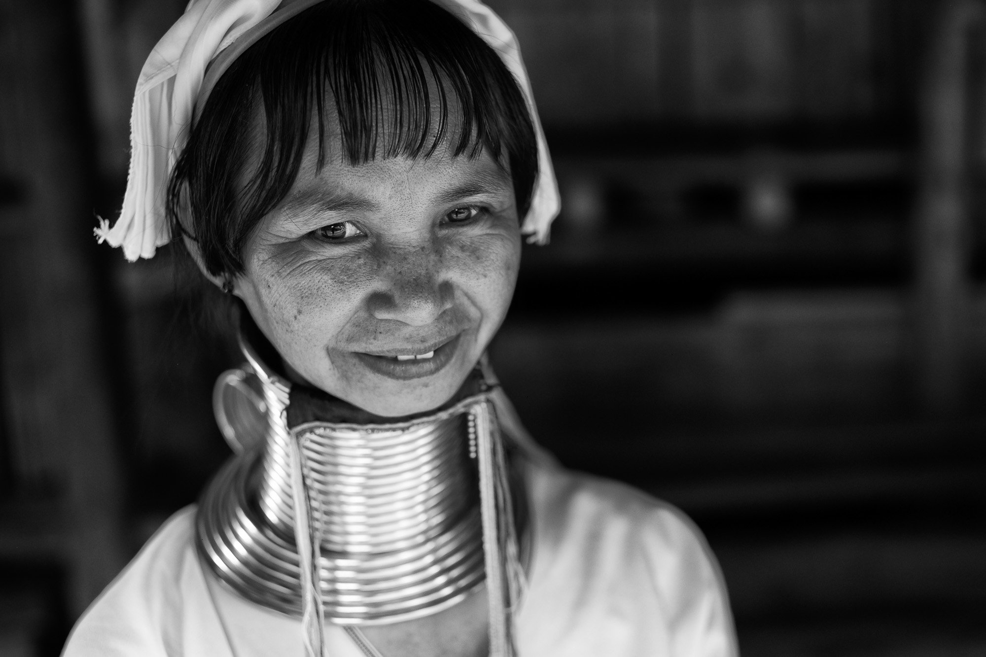 Travel, Documentary, Hill Tribe, Thailand, Photography long neck photograph karen