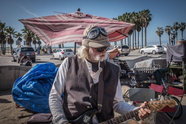 venice beach guitars LOS ANGELES california united stated usa street photography