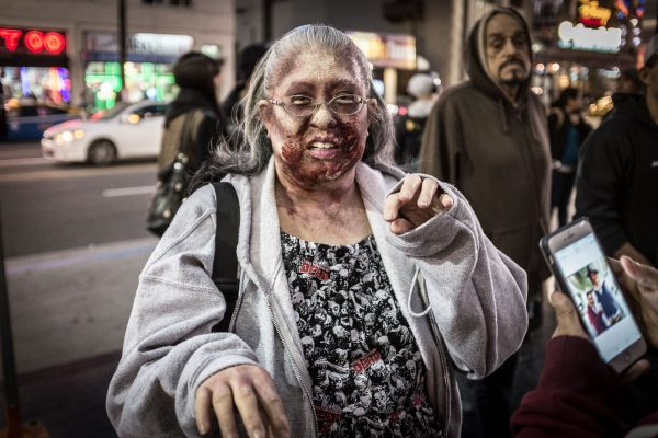 gost hollywood LOS ANGELES california united stated usa street photography