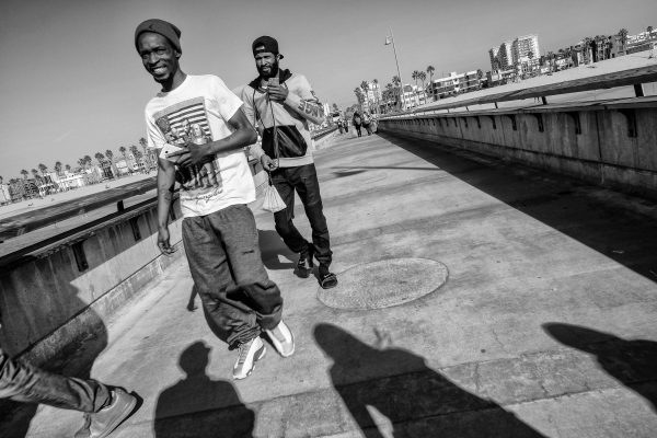 venice beach sunny day pier LOS ANGELES california united stated usa street photography
