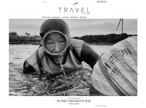 Lightfoot Travel Haenyeo jeju Jose Jeuland photography