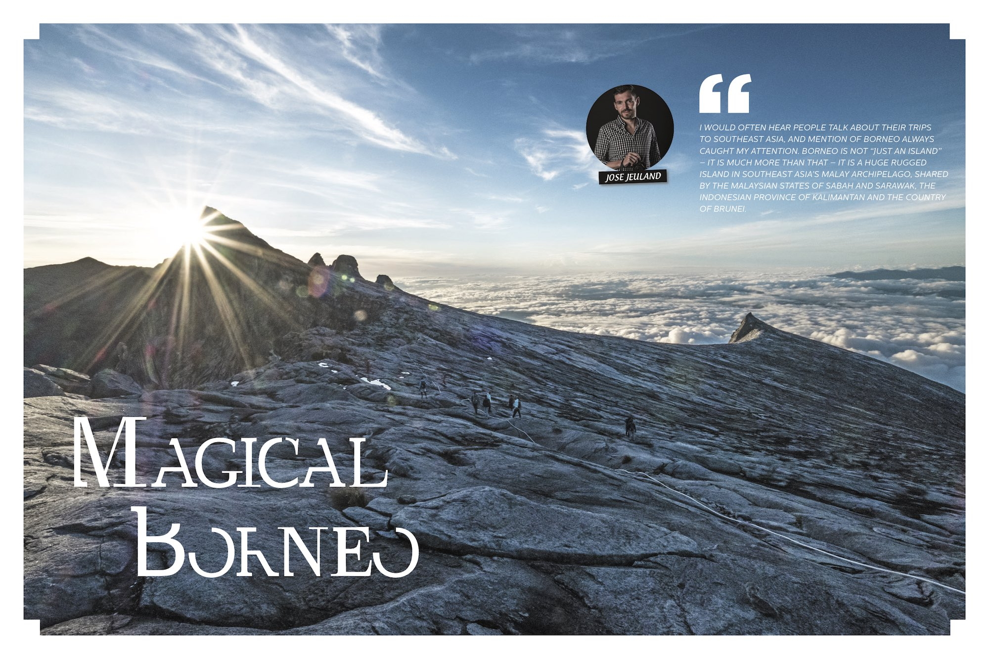 Magical, Borneo, Tropical,l Life, Magazine, Jose, Jeuland, Travel, Malaysia, Kinabalu, Mountains, Photography