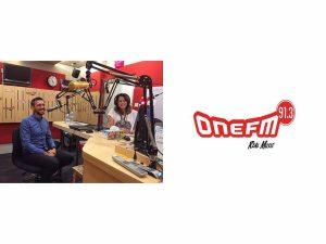 ONE FM 91.3 Radio-jose-jeuland-Cheryl
