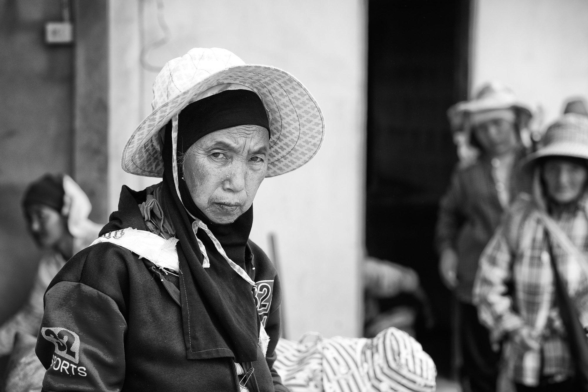 PLANTATION Chiang rai thailand asia tea pineapple rise workers