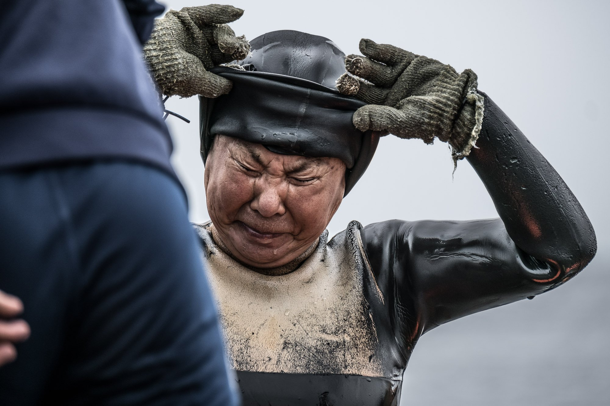 Haenyeo Divers Jeju island photography korea Jose Jeuland PORTRAIT-01