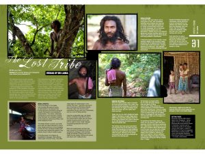 Sports + Travel Magazine Vedda sri lanka jose jeuland documentar