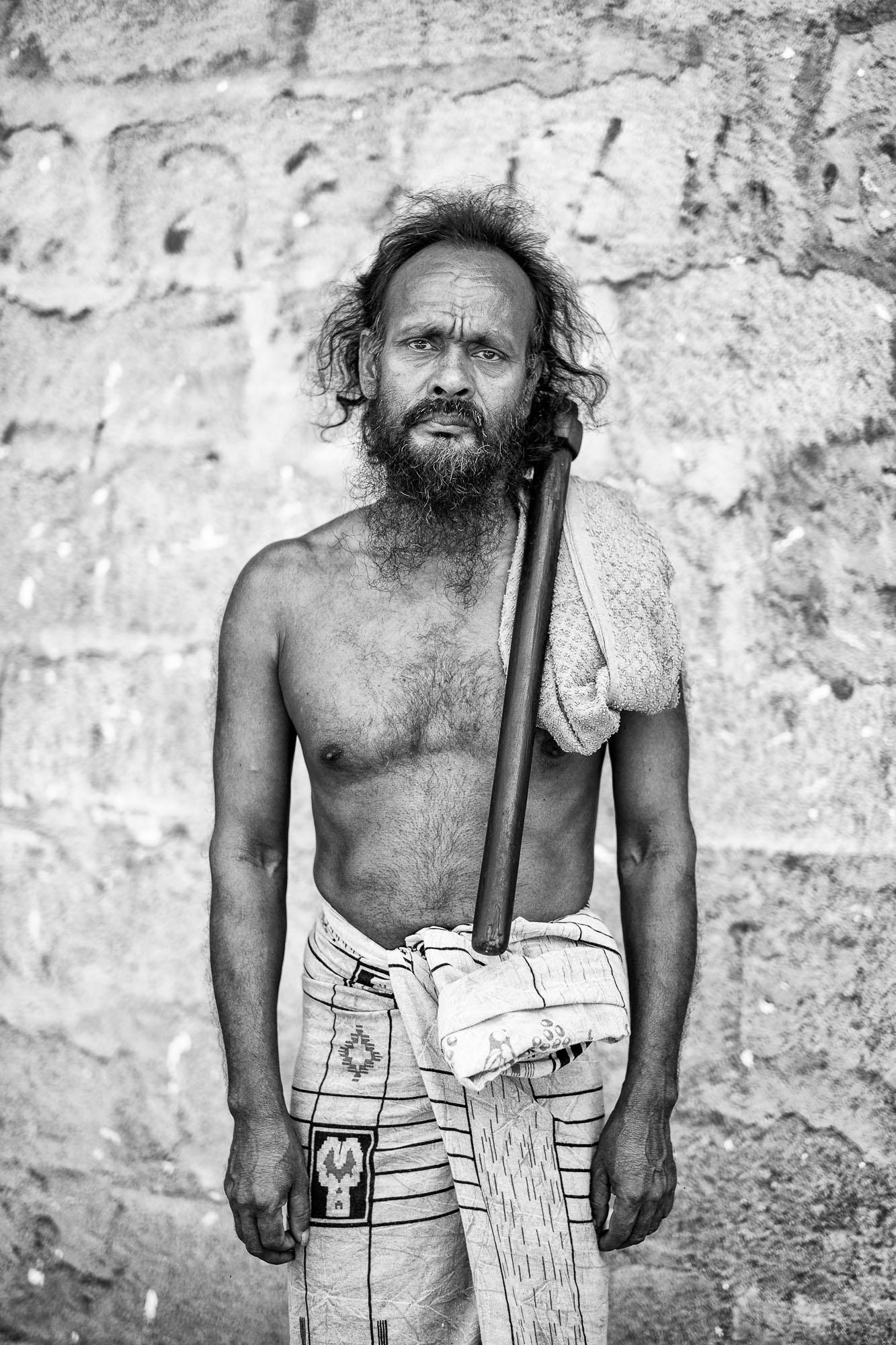 Vadda sri lanka indingenous group people photography - veddas chef tribe