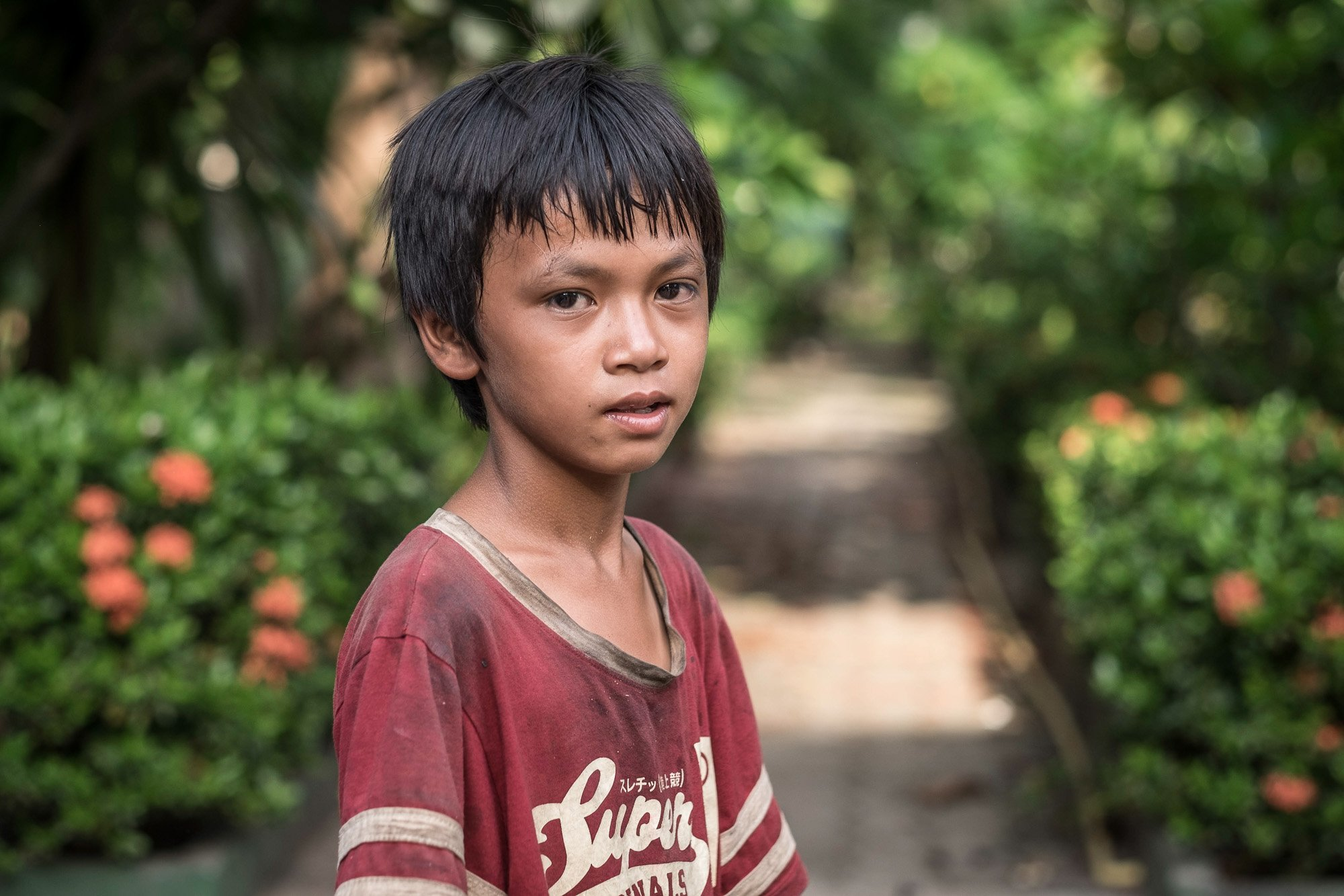 boy VIENTIANE Laos asia street photography photographer