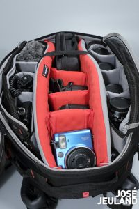 Manfrotto Pro Light Camera Backpack Bumblebee 220 bag