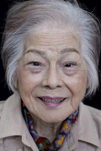 Old people okinawa Japan jose jeuland Fujifilm Manfrotto photographer project documentary longevity centenarian folks