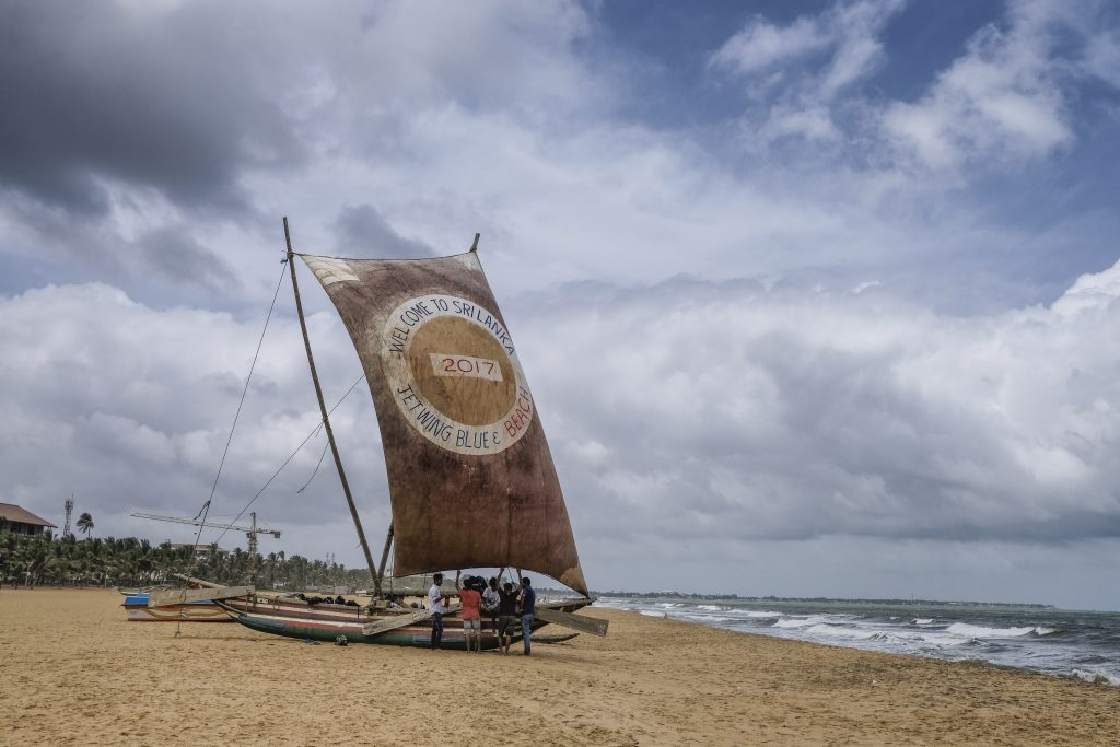 Beach Negombo Sri Lanka Travel Fujifilm XE3
