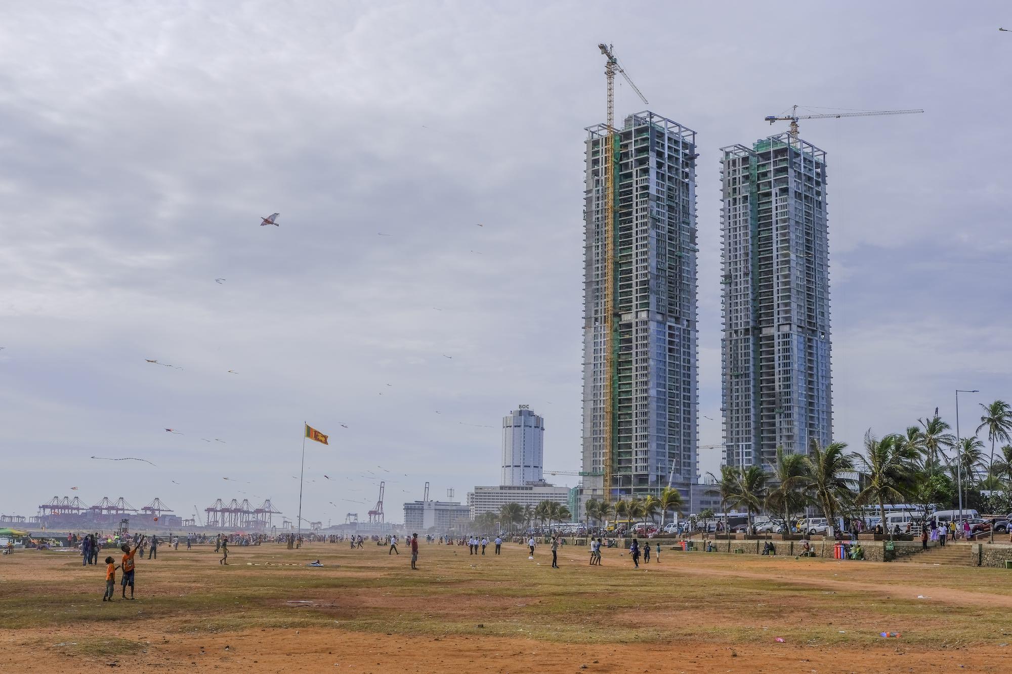 Colombo Street Photography Travel Sri Lanka Fujifilm XE3 Galle Face