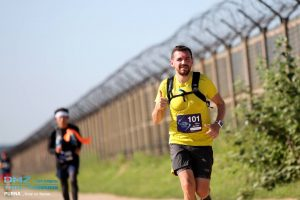 DMZ TRAIL RUNNING RACE - Jose Jeuland - The North face