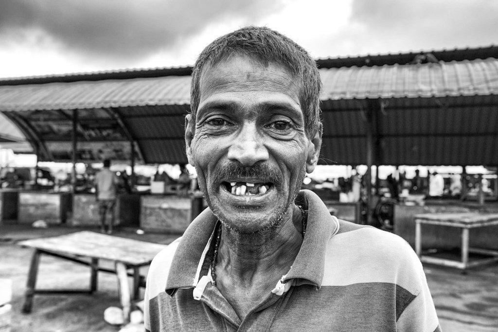 Dry Beach Fish Market Negombo Sri Lanka Travel Fujifilm XE3