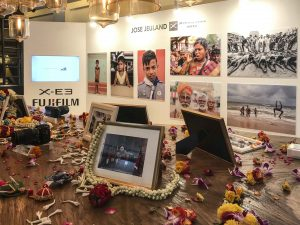 FUJIFILM E-X3 Launch - Jose Jeuland x photographer exhibition