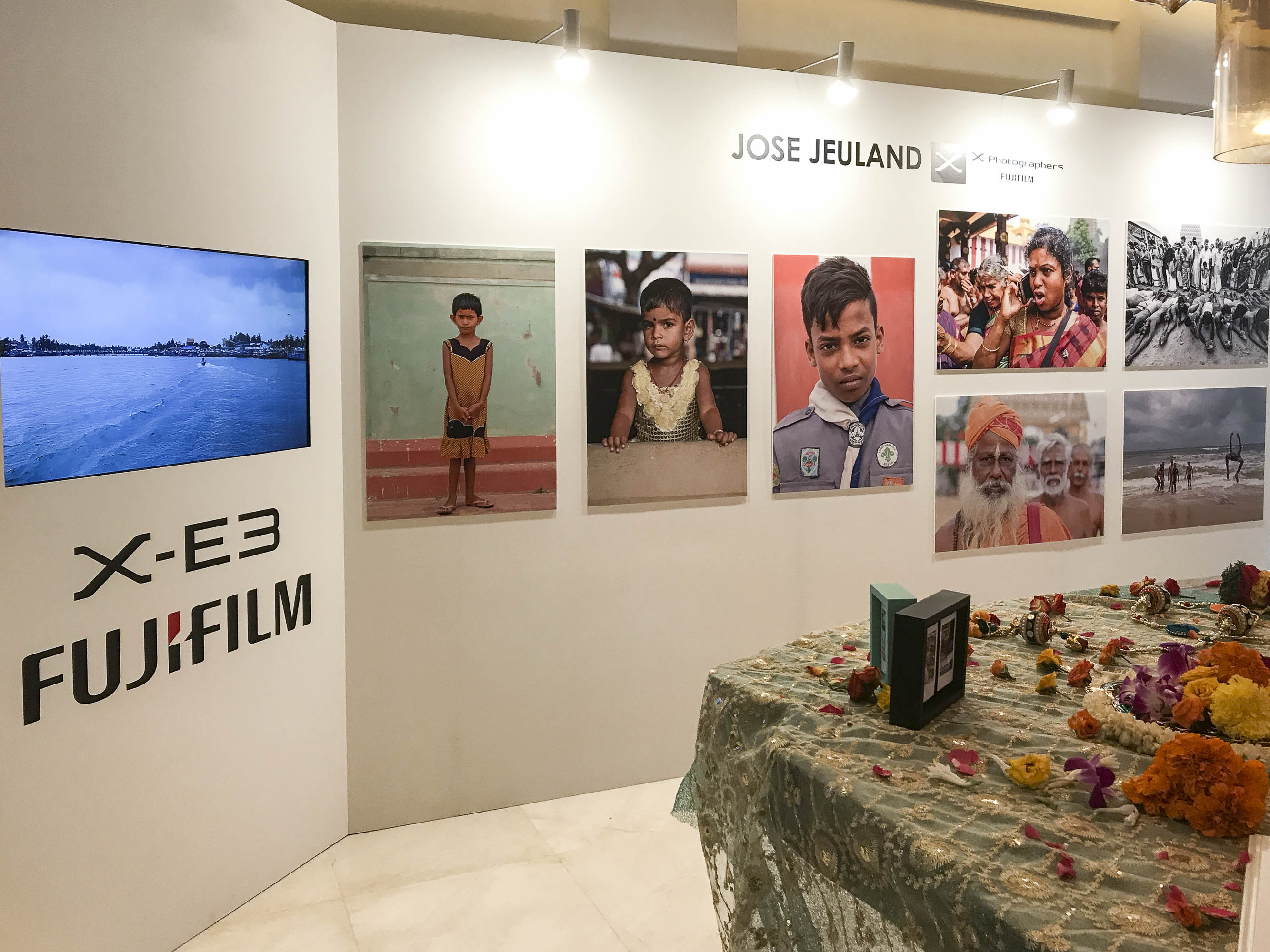 FUJIFILM X-E3  launch - Jose Jeuland