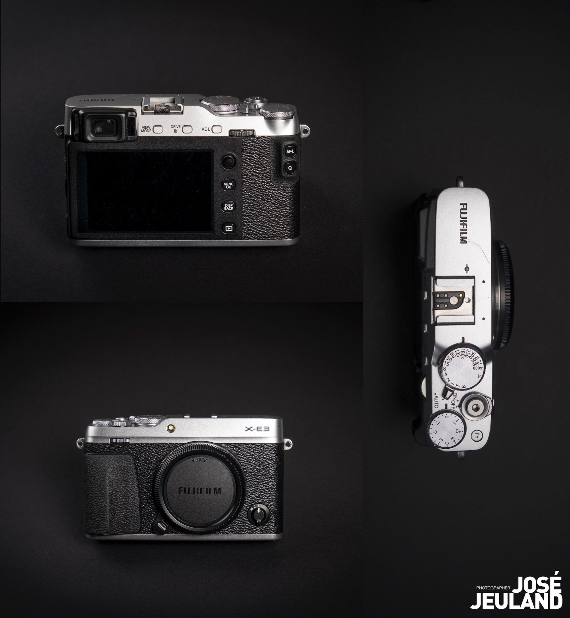 FUJIFILM X-E3 - Ultra Compact & Outstanding Image Quality - Jose Jeuland