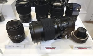 FUJIKINA - FUJIFILM 2017 - Tokyo Japan gf 250mm f4 fujinon