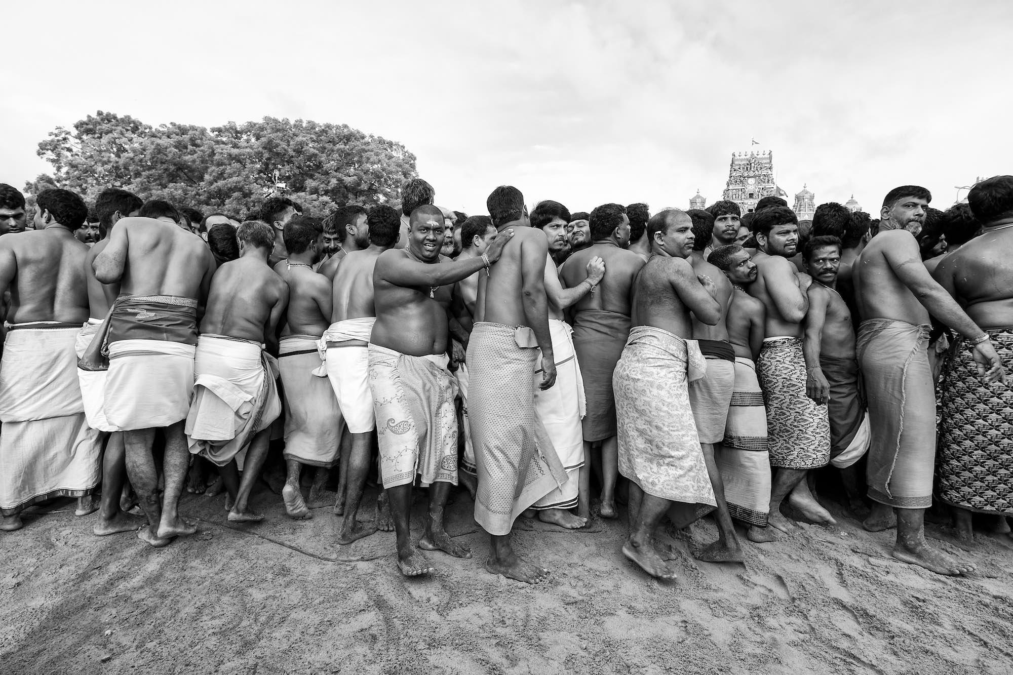 Hindu Chariot Festival Temple Nallur Jaffna Sri Lanka Travel Fujifilm XE3