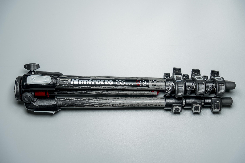 Manfrotto MT190CXPRO4 Carbon Fiber Tripod singapore cathay photo