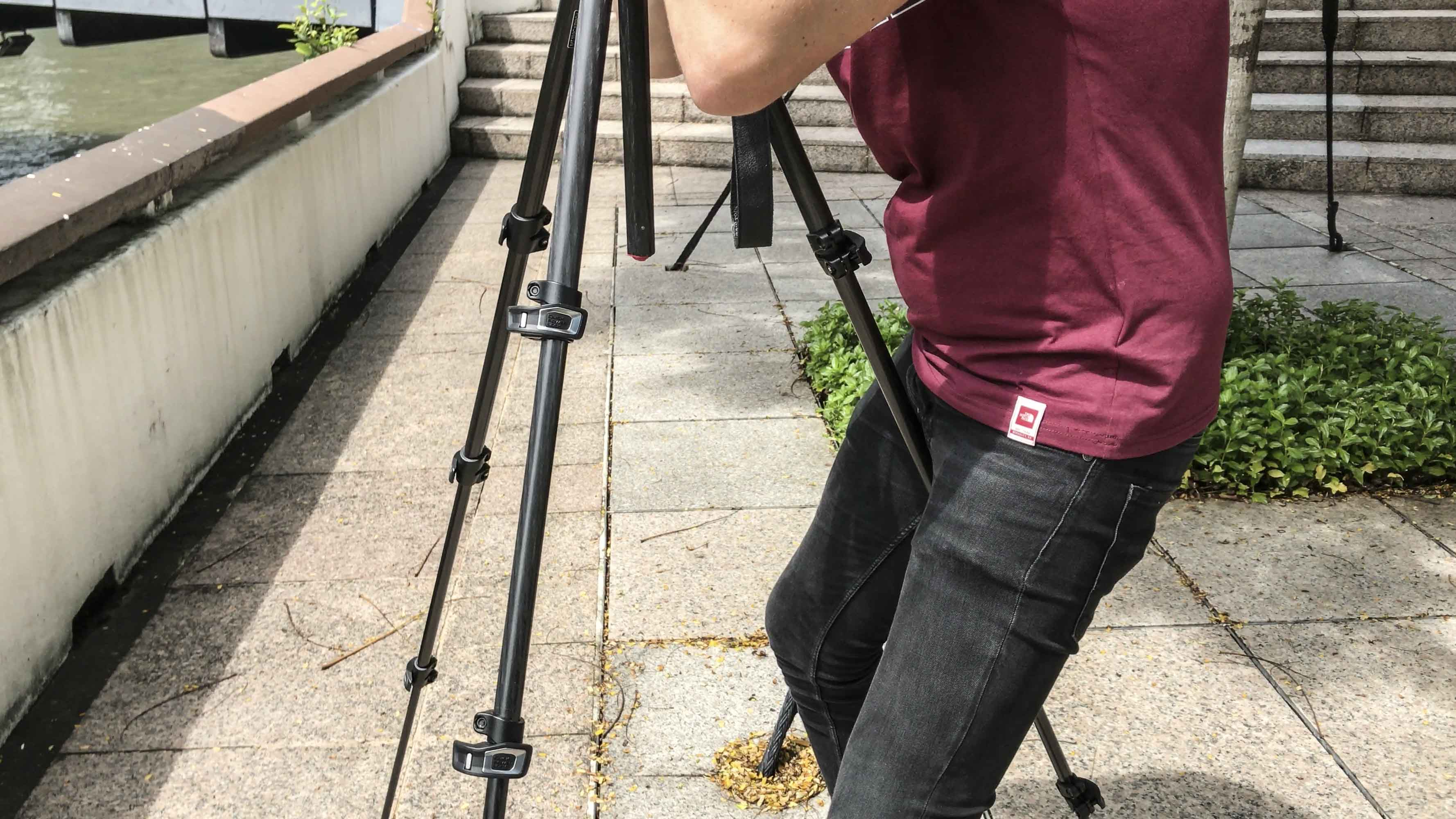 Manfrotto MT190CXPRO4 Carbon Fiber Tripod singapore cathay photo jose jeuland