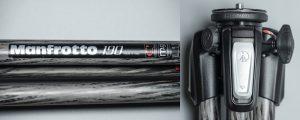 Manfrotto MT190CXPRO4 Carbon Fiber Tripod singapore cathay photo jose jeuland