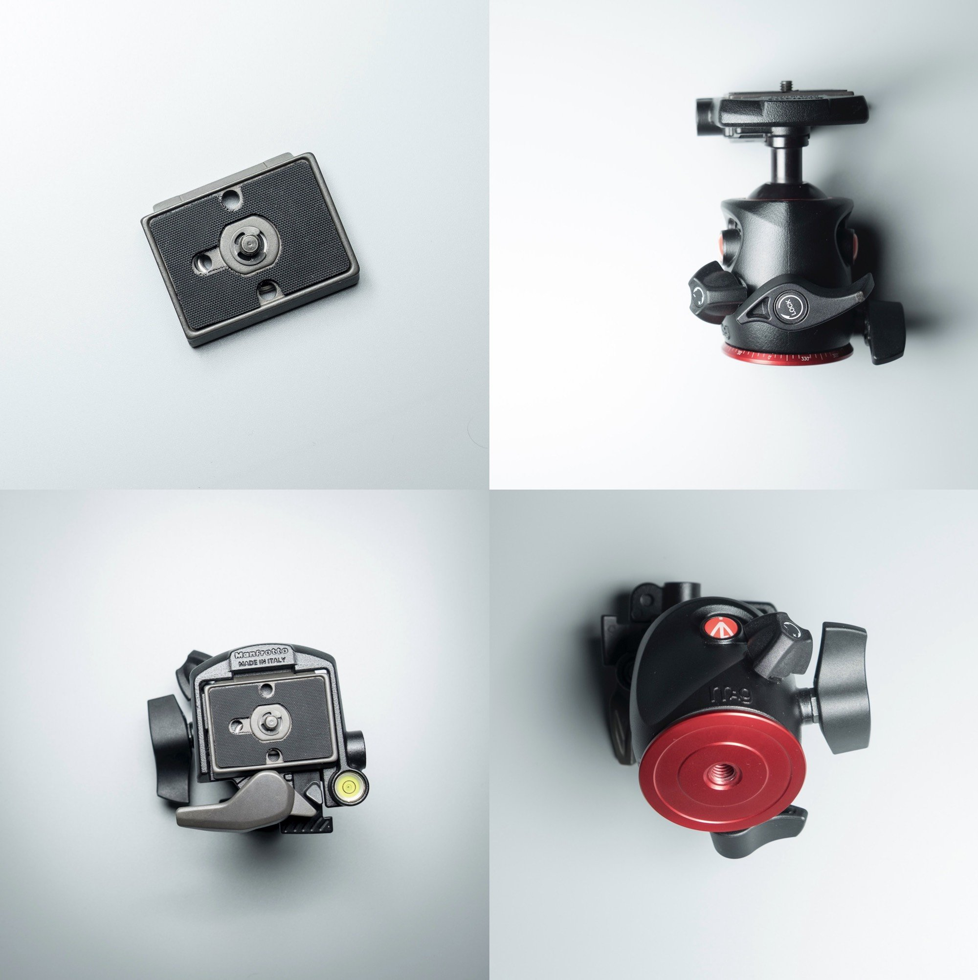 Manfrotto XPRO Ball Head in magnesium with 200PL plate MHXPRO BHQ2 singaporecathay photo