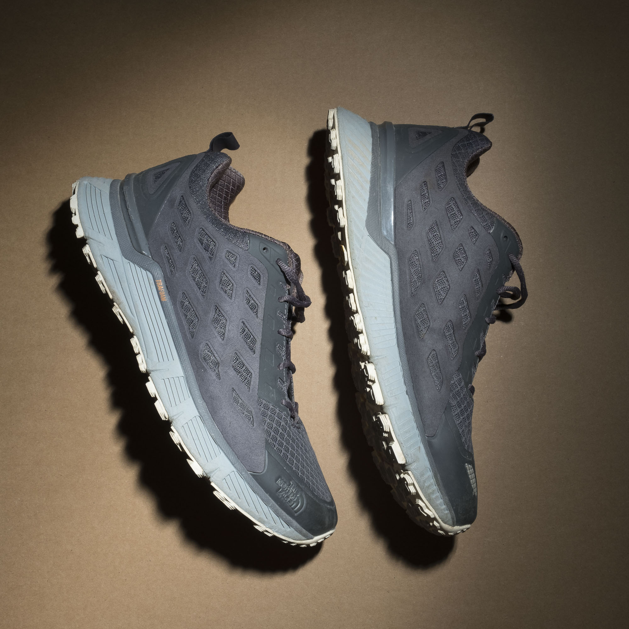 Men's Endurus TR footwear - product review - The North Face