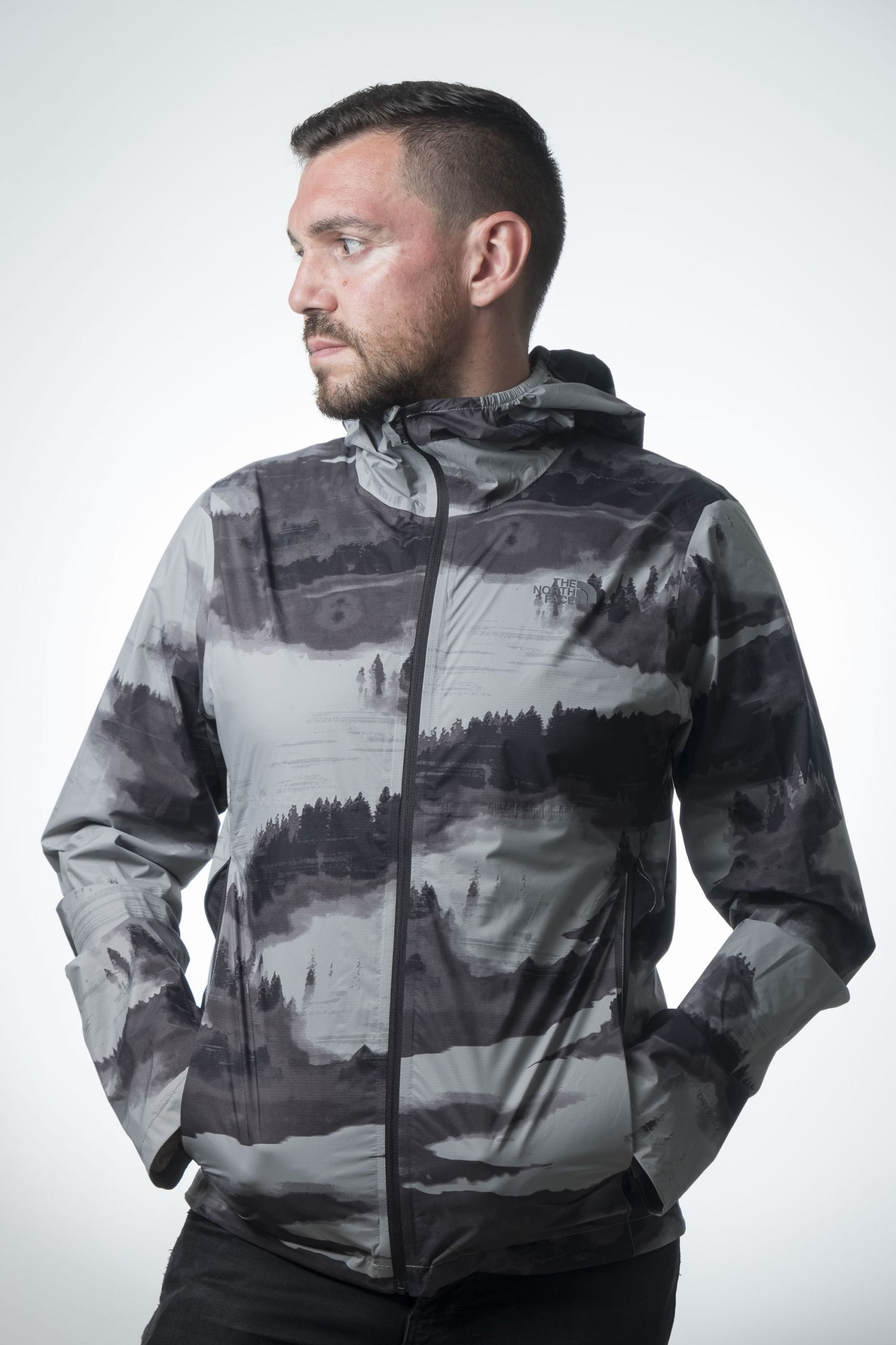 Stormy Trail Jacket - product review - The North Face - Singapore