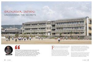 Tropical Life Magazine Travel Journey Okinawa Japan Jose Jeuland photographer Singapore