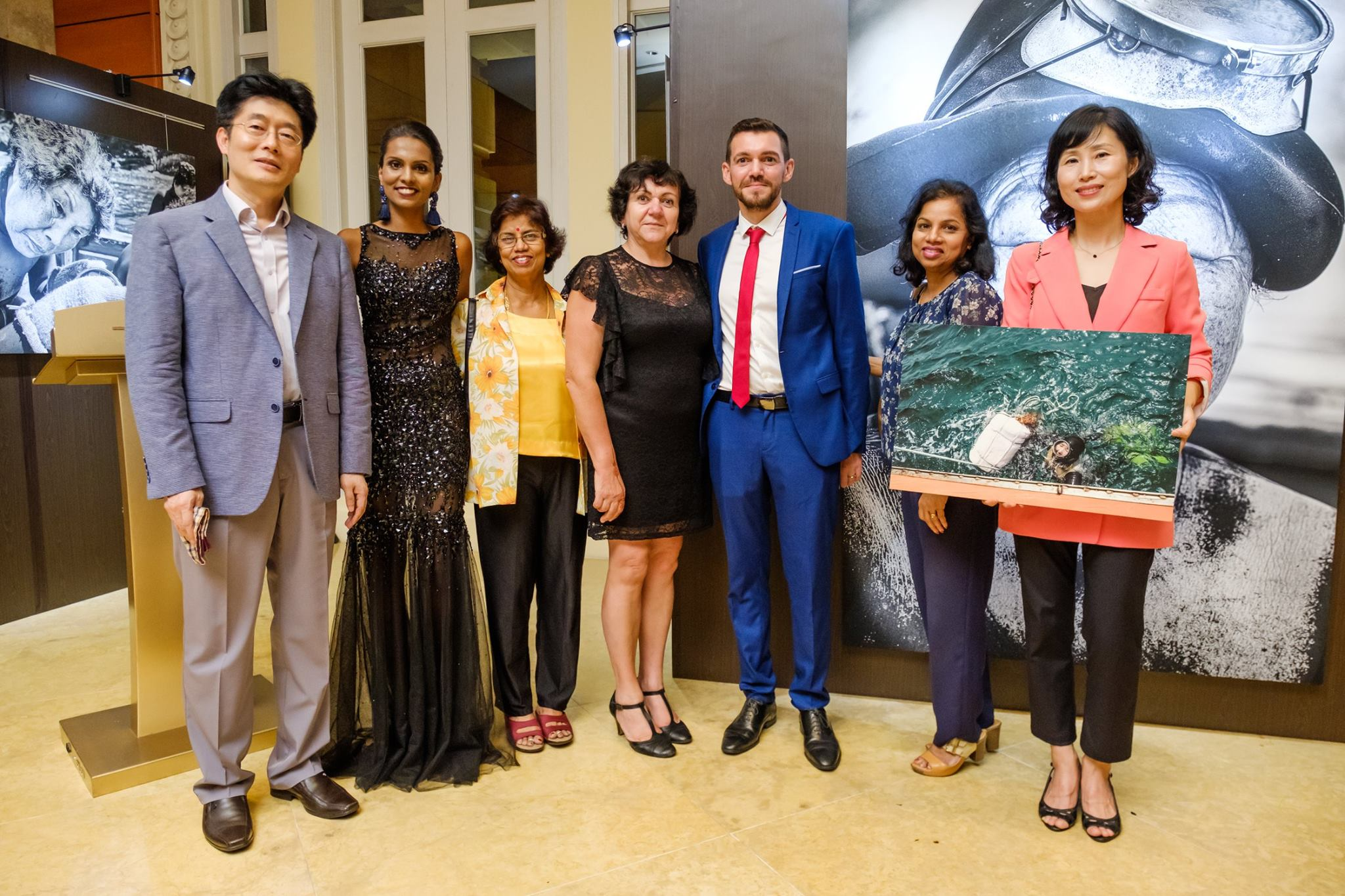 Official VIP Opening Launch of the HAENYEO Singapore Photography Exhibition