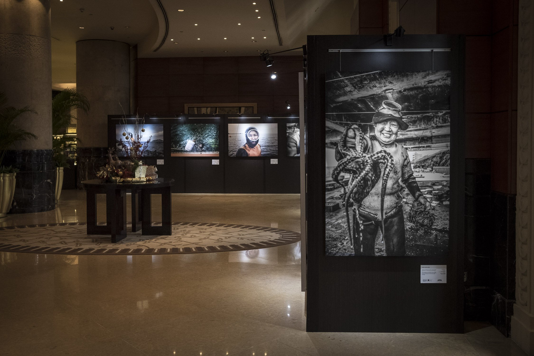 Photography Exhibition I From Digital Pictures To Giant