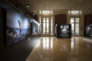 Fullerton Hotel exhibition singapore Epson printer fine art jose jeuland