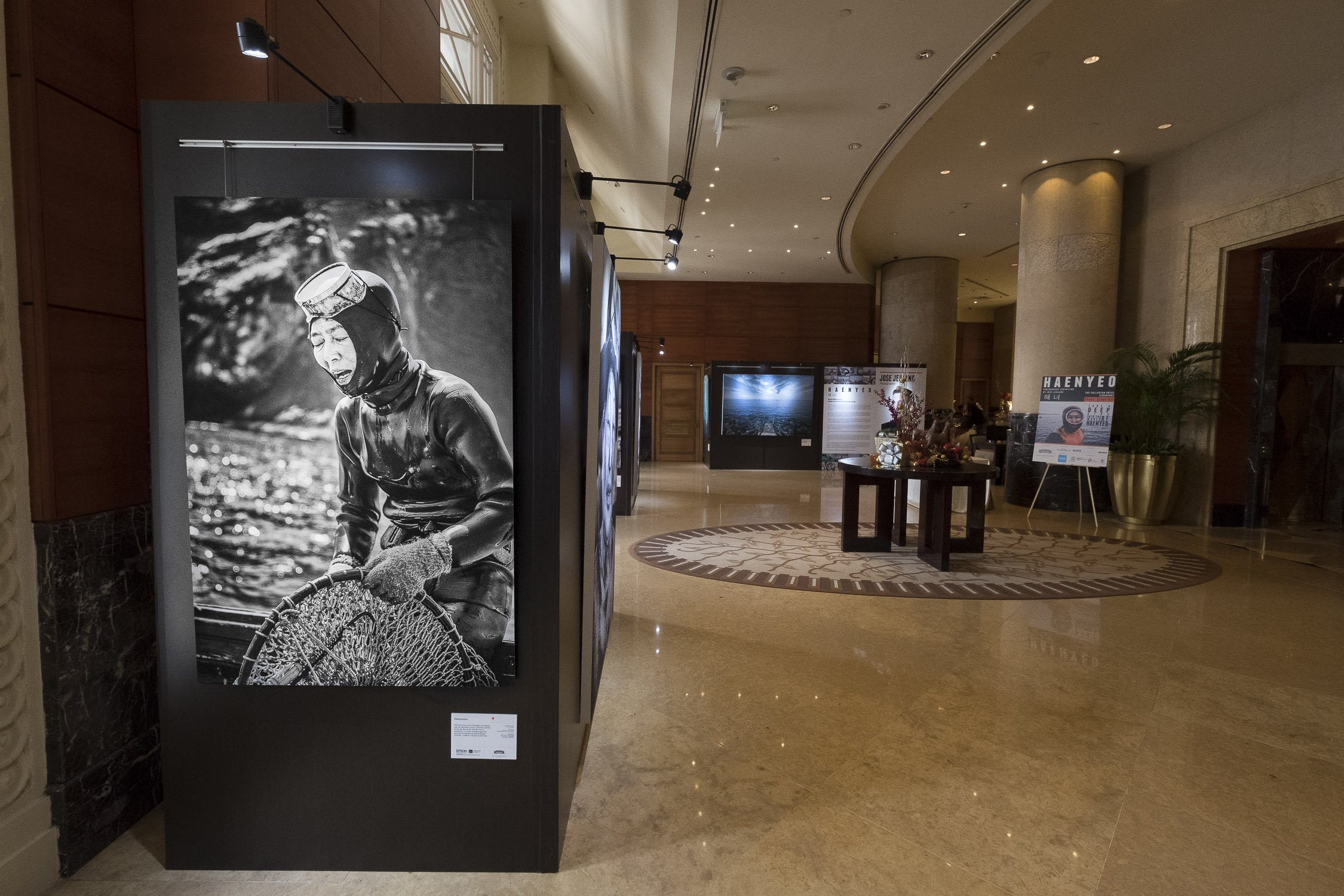 D Printing Exhibition In Singapore : Photography exhibition i from digital pictures to giant