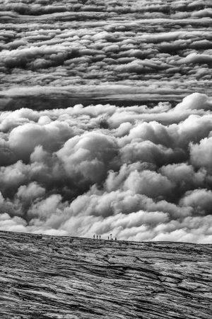 Top of Mount Kinabalu Borneo Island, Malaysia photography print fine art