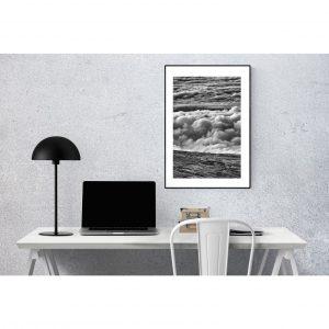 Top of Mount Kinabalu - Borneo print