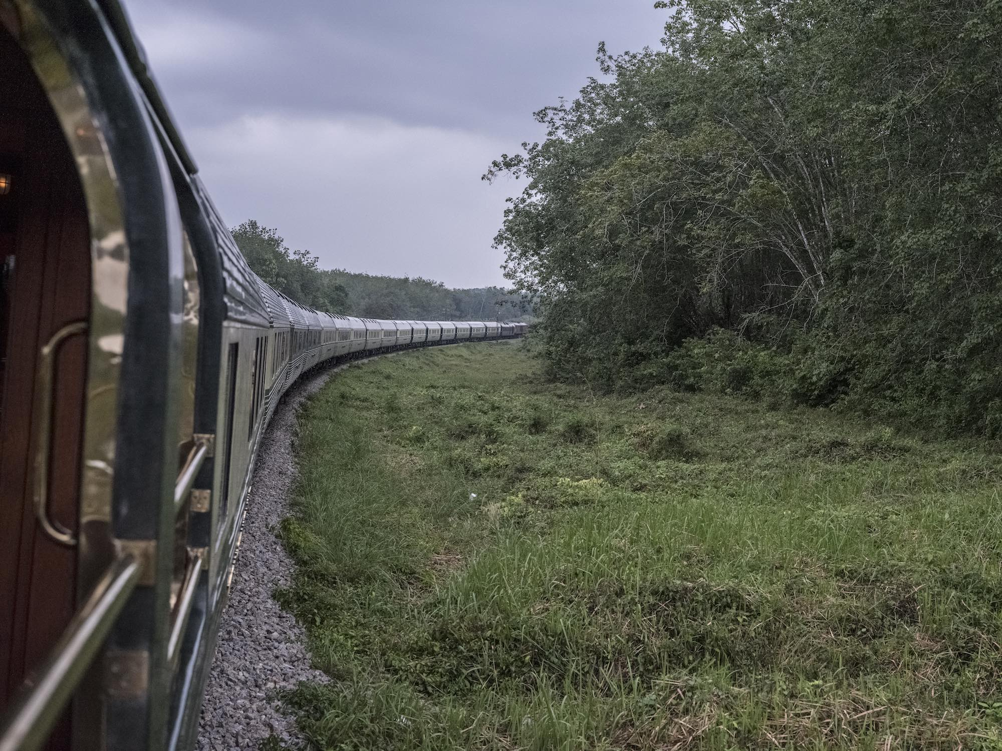 An Extraordinary Train Journey with Eastern & Oriental Express (E&O)
