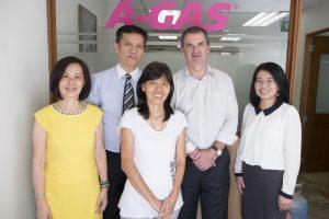 Corporate portrait Singapore photographer photography asia