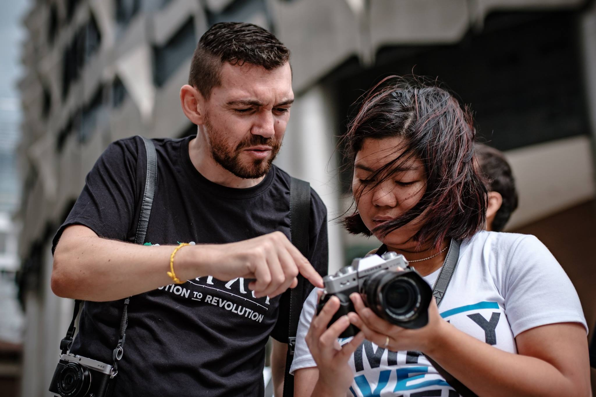 FUJIFILM Singapore workshop photography jose jeuland one to one classe 1 to 1 course lesson learn basic photographer