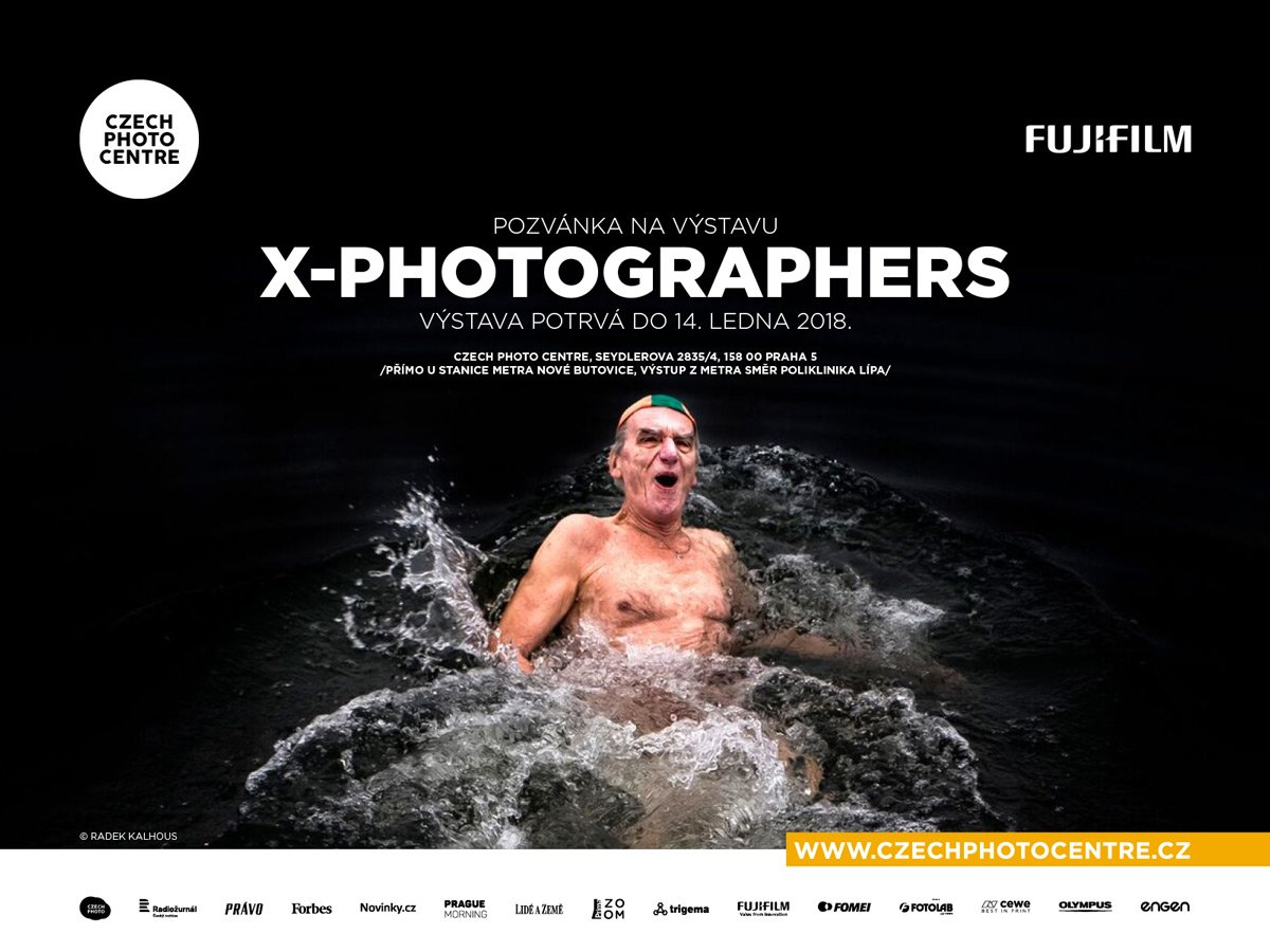 FUJIFILM World X Photographers cz prague photography exhibition