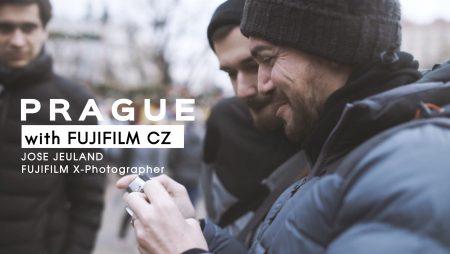 Jose Jeuland - FUJIFILM World's X-Photographer in PRAGUE, CZ Czech Republic, exhibition, workshop
