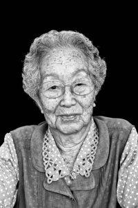 Longevity Okinawa Japan Centenarians Health Jose Jeuland photography portrait old folks veteran senior